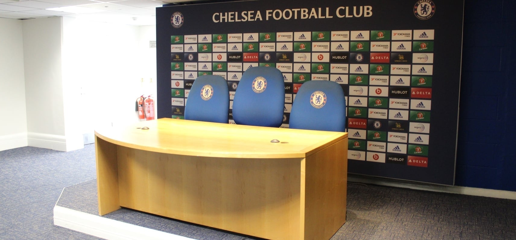 Chelsea Stamford Bridge Stadium Tour for Two-3