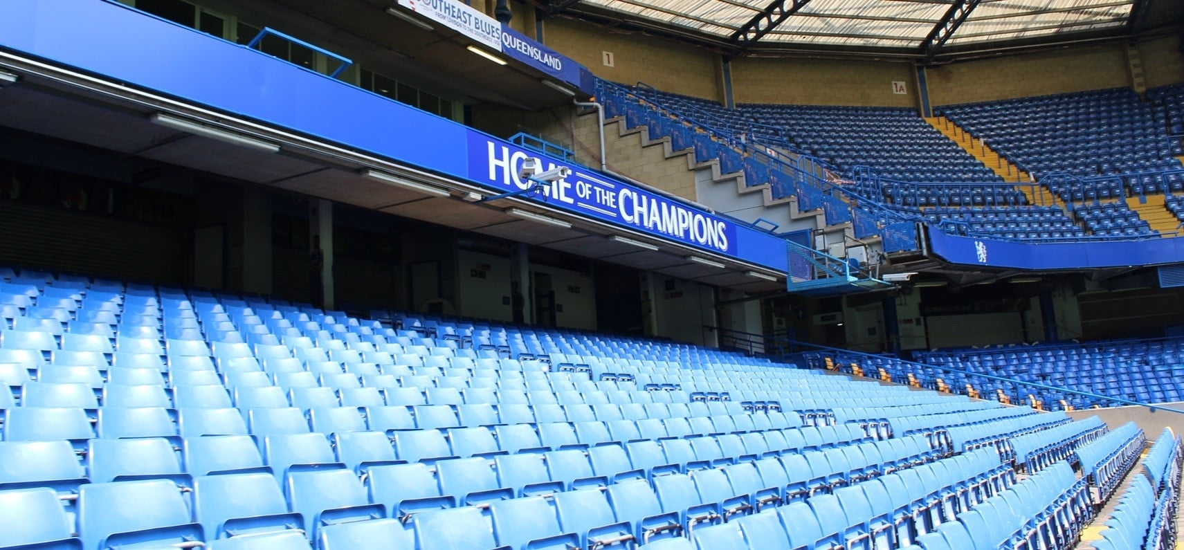 Chelsea Stamford Bridge Stadium Tour for Two-4