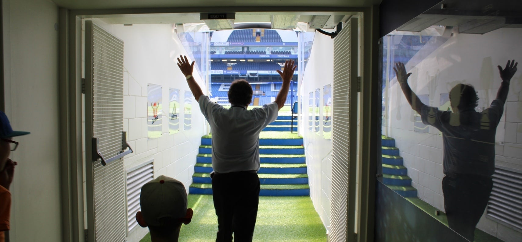 Chelsea Stamford Bridge Stadium Tour for Two-1