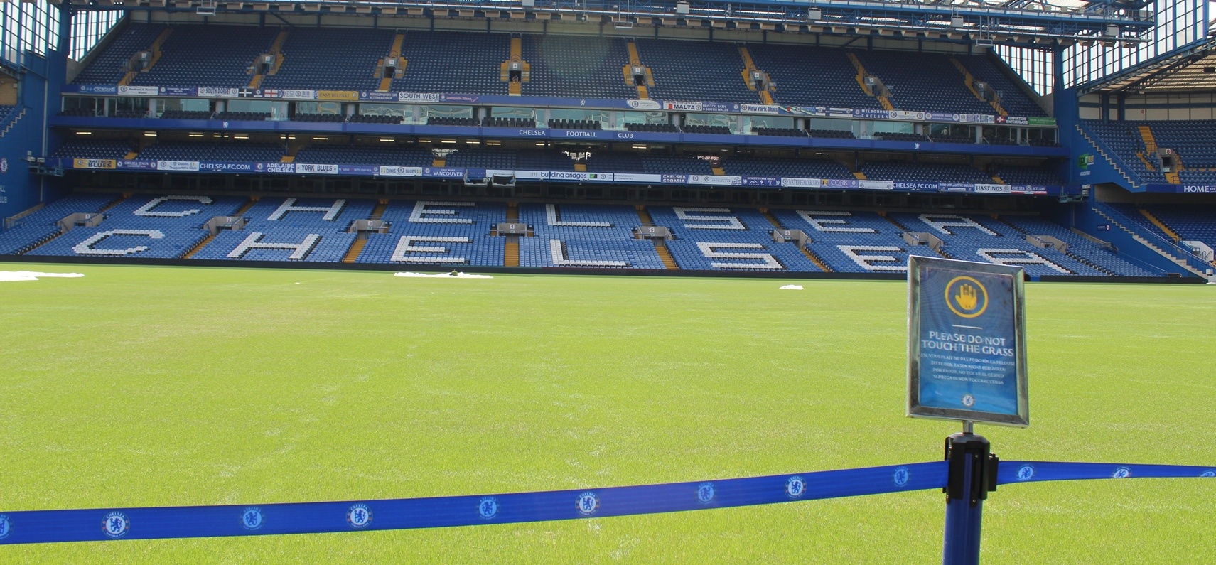 Chelsea Stamford Bridge Stadium Tour for Two-5