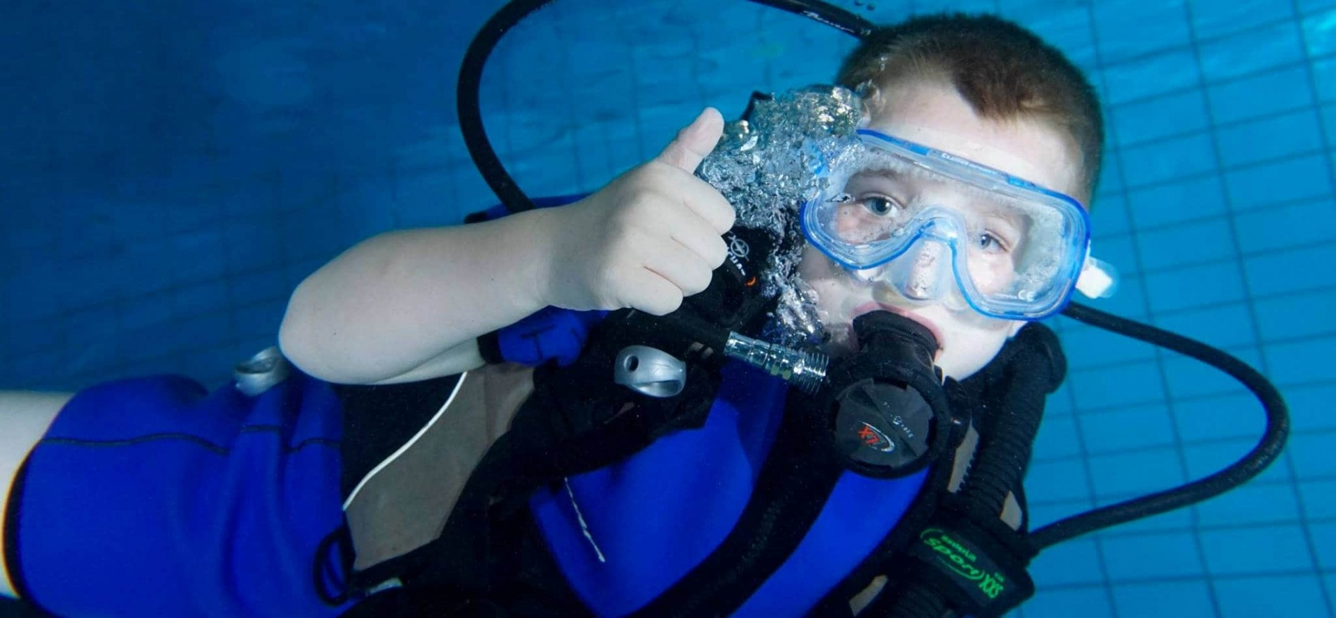 Kids Scuba Diving in Cheshire Special Offer-2