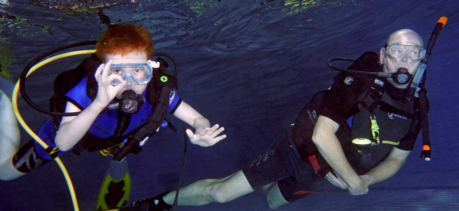 Kids Scuba Diving in Cheshire Special Offer-4