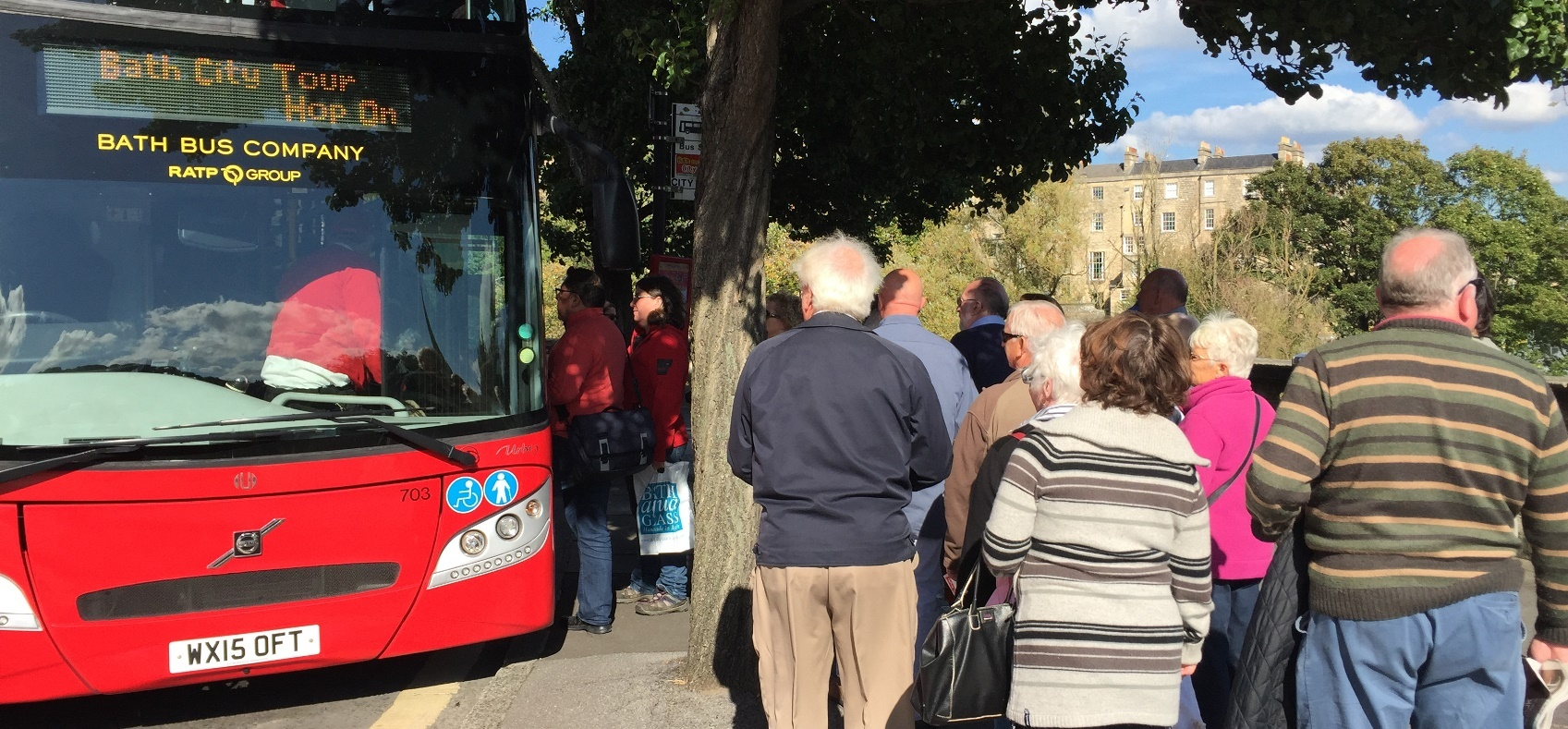 Bath Sightseeing Bus Tour for Two-7