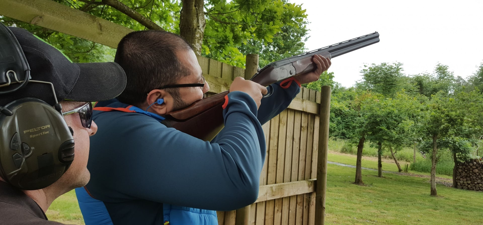 25 Clays - Leicestershire Clay Shooting-1