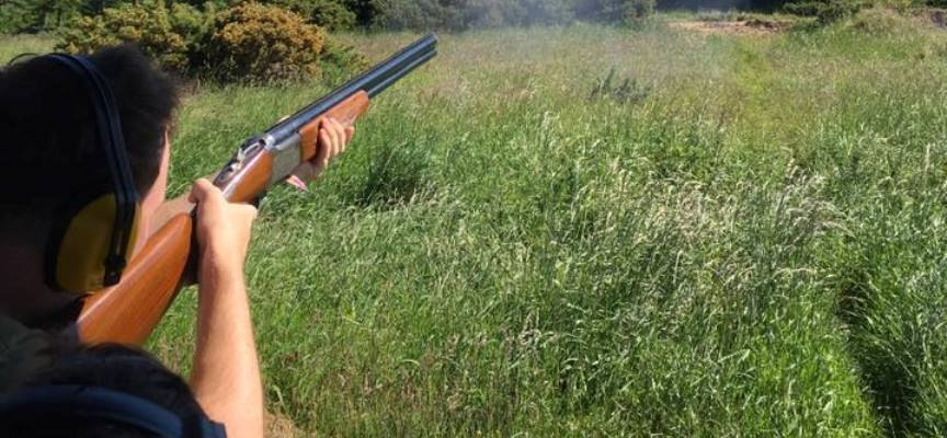 Northumberland Clay Pigeon Shooting - 30 Clays