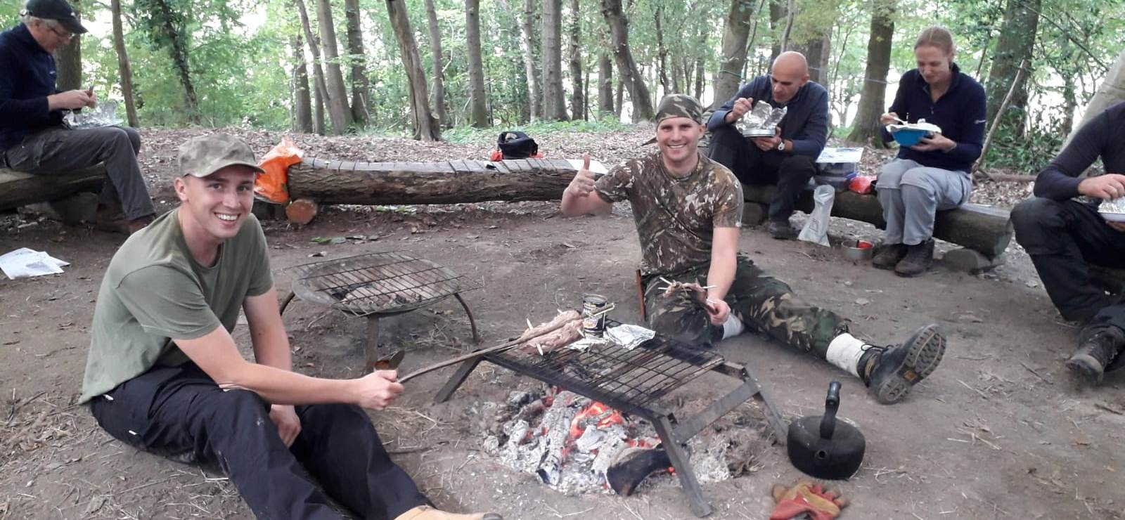 2 Day Bushcraft and Survival Course in Surrey