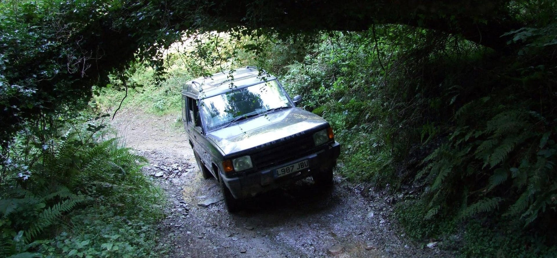 45 Minute 4x4 Driving Experience in Devon - With Passenger-5