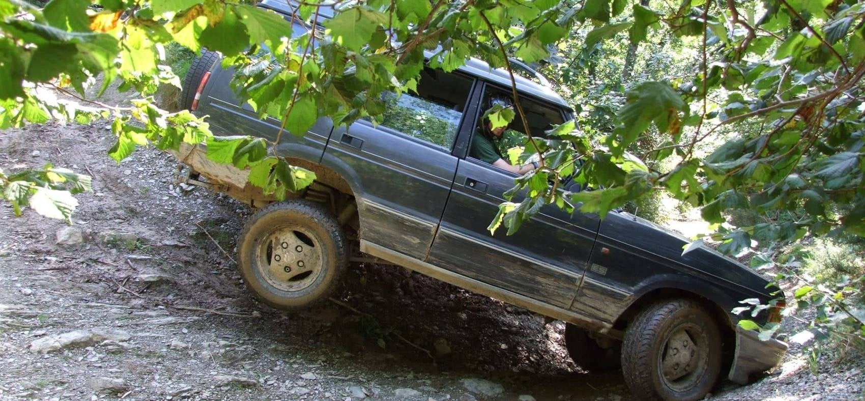 45 Minute 4x4 Driving Experience in Devon - With Passenger-4