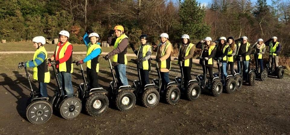 Segway Riding Experience in Devon-1