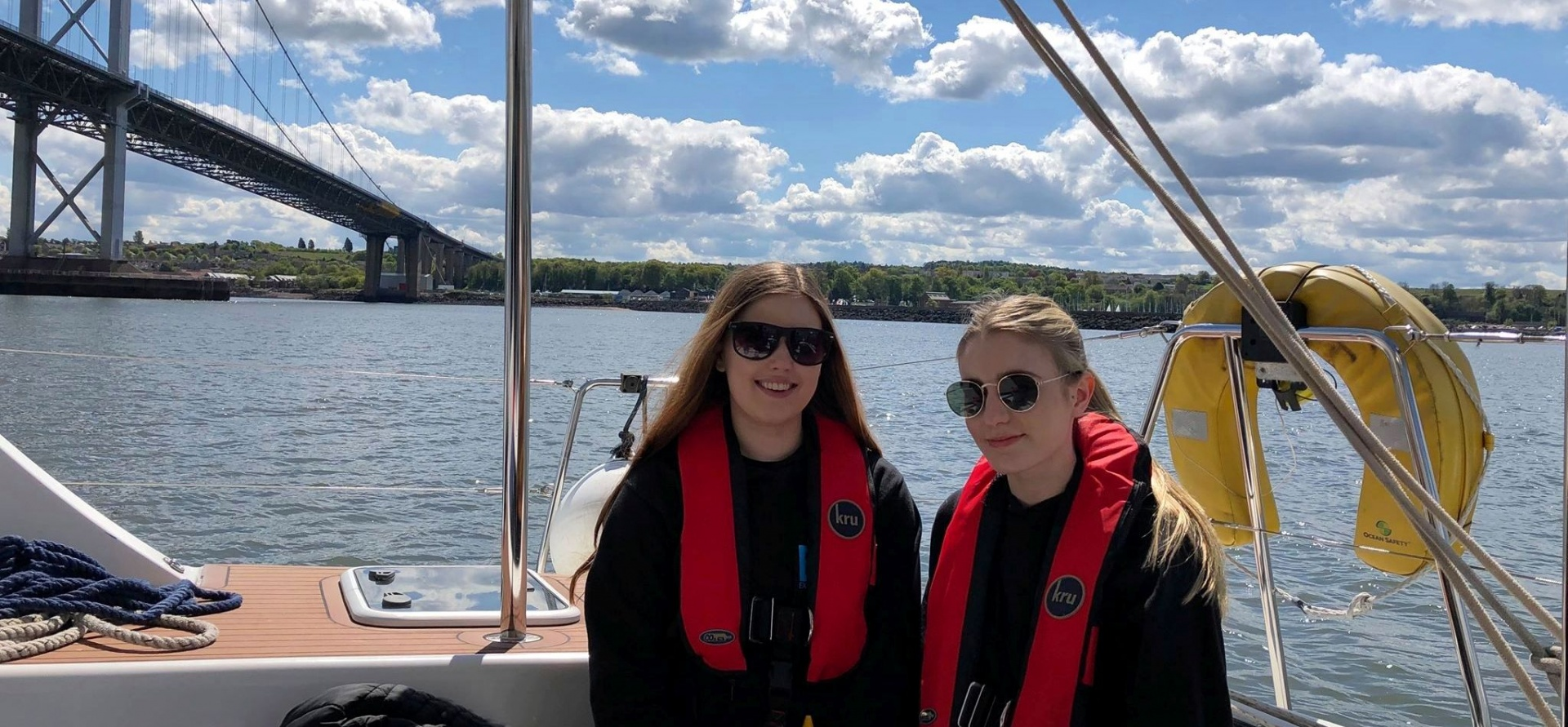 Forth Bridge Sailing Experience Edinburgh-7