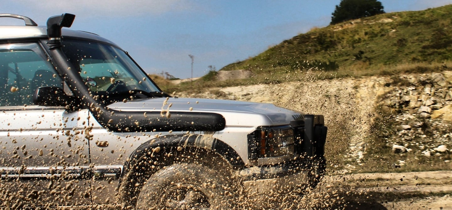 Half Day Ashford 4x4 Driving Experience-1