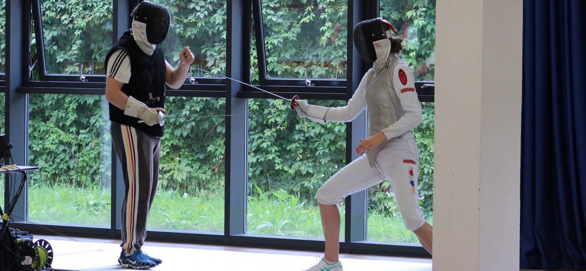 3 Hour Fencing Lesson In London-3