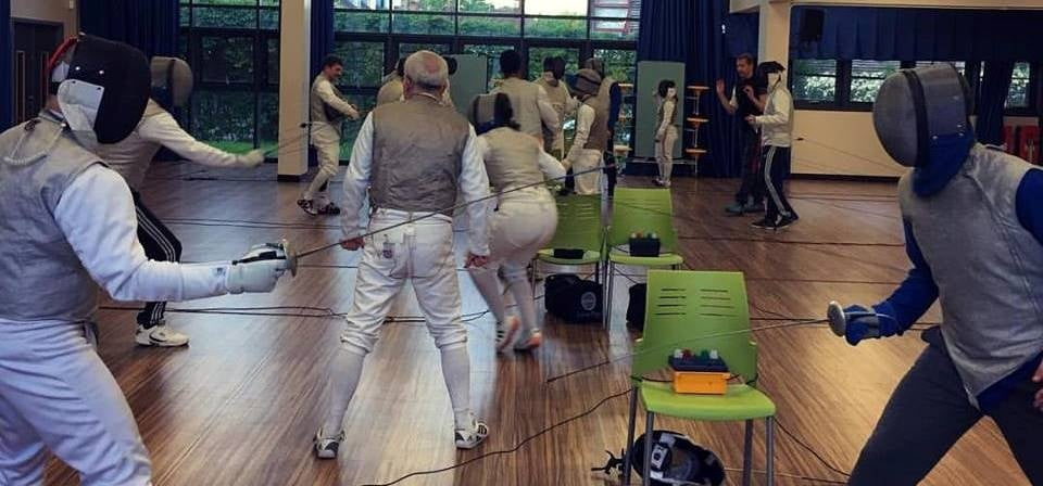 3 Hour Fencing Lesson In London-4
