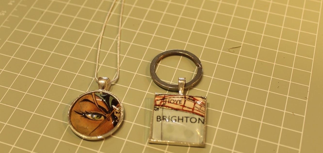 Bespoke Key Ring Making in Brighton-6