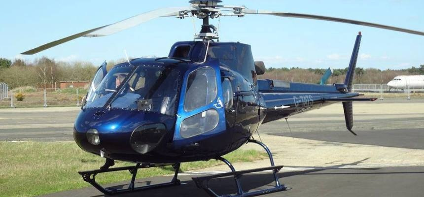 Cotswold Helicopter Sightseeing Tour