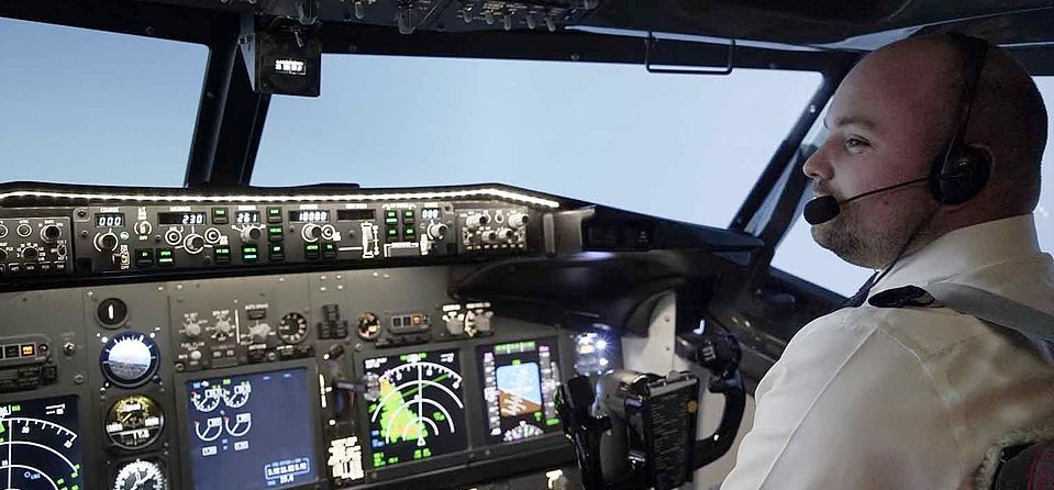 Half Day Flight Simulator in Blackpool-2