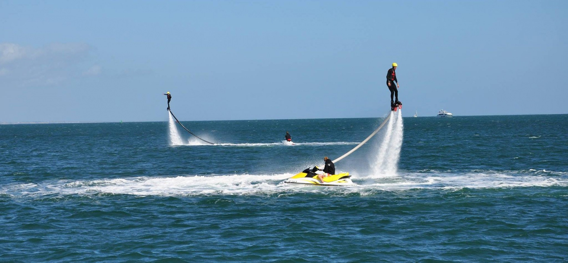 Weekday Flyboarding In Bournemouth - On Sea-3