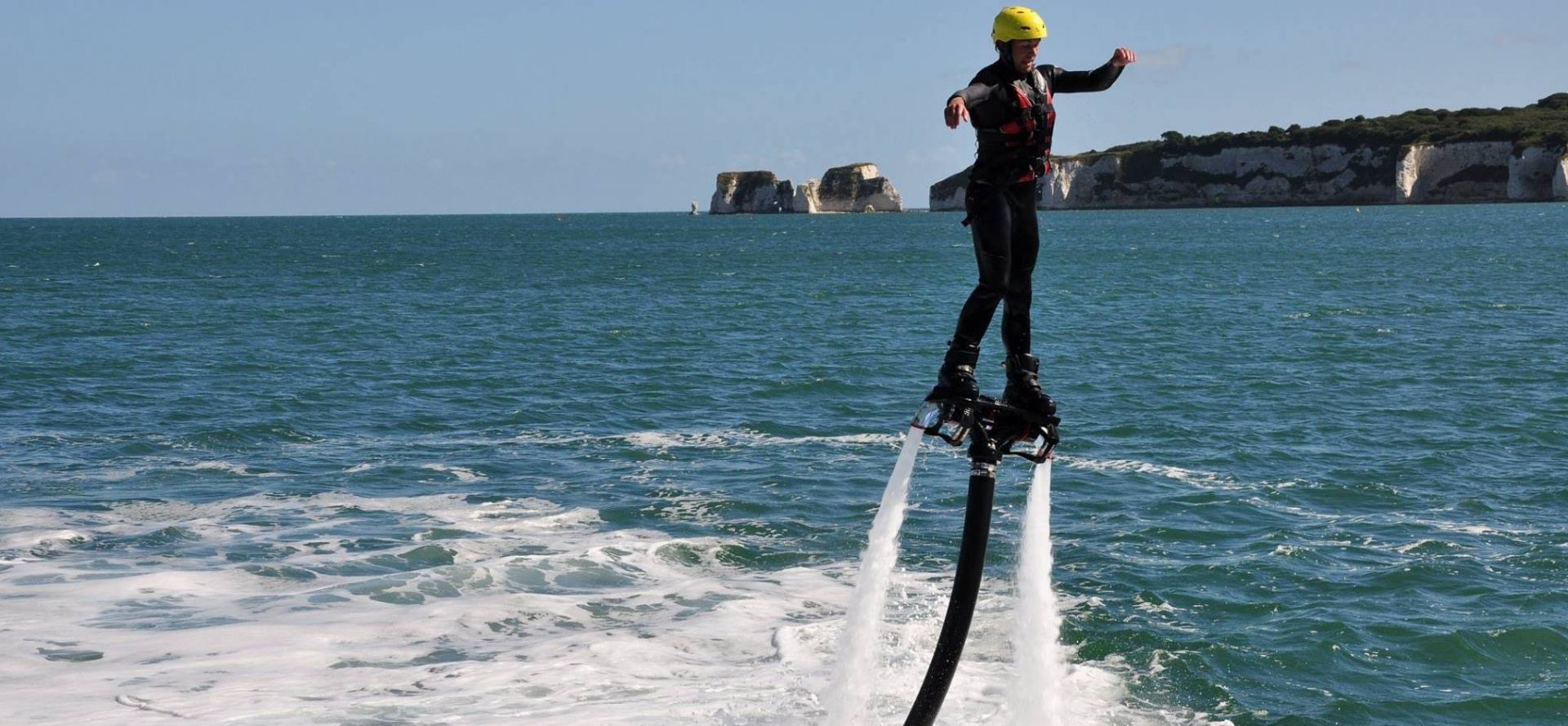Weekday Flyboarding In Bournemouth - On Sea-1