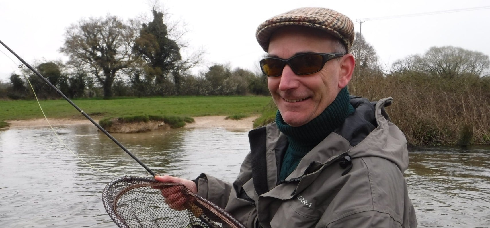 Full Day River Fishing Lesson - Cotswolds-9