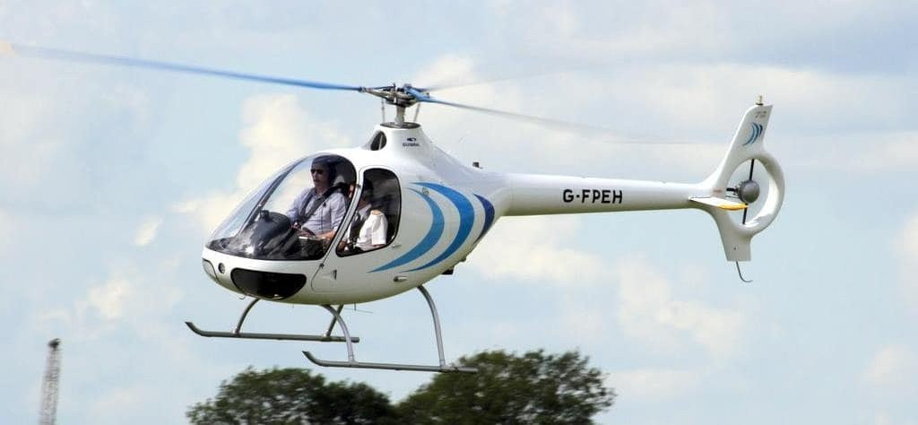 30 Minute Helicopter Flying Lesson Hertfordshire-4