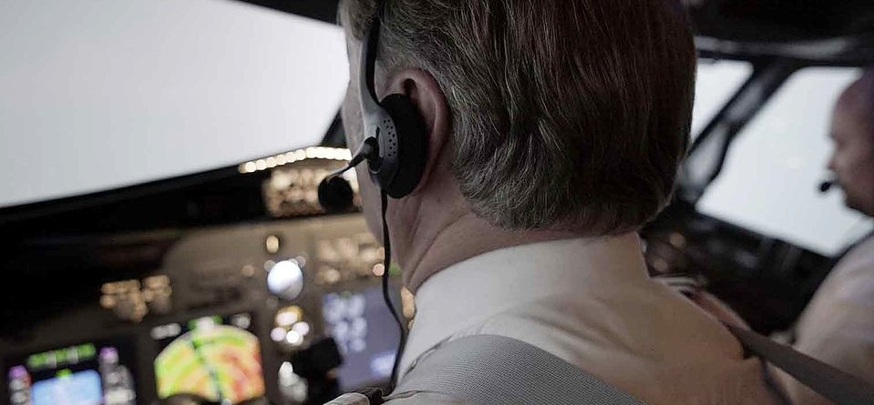Half Day Flight Simulator in Blackpool-3