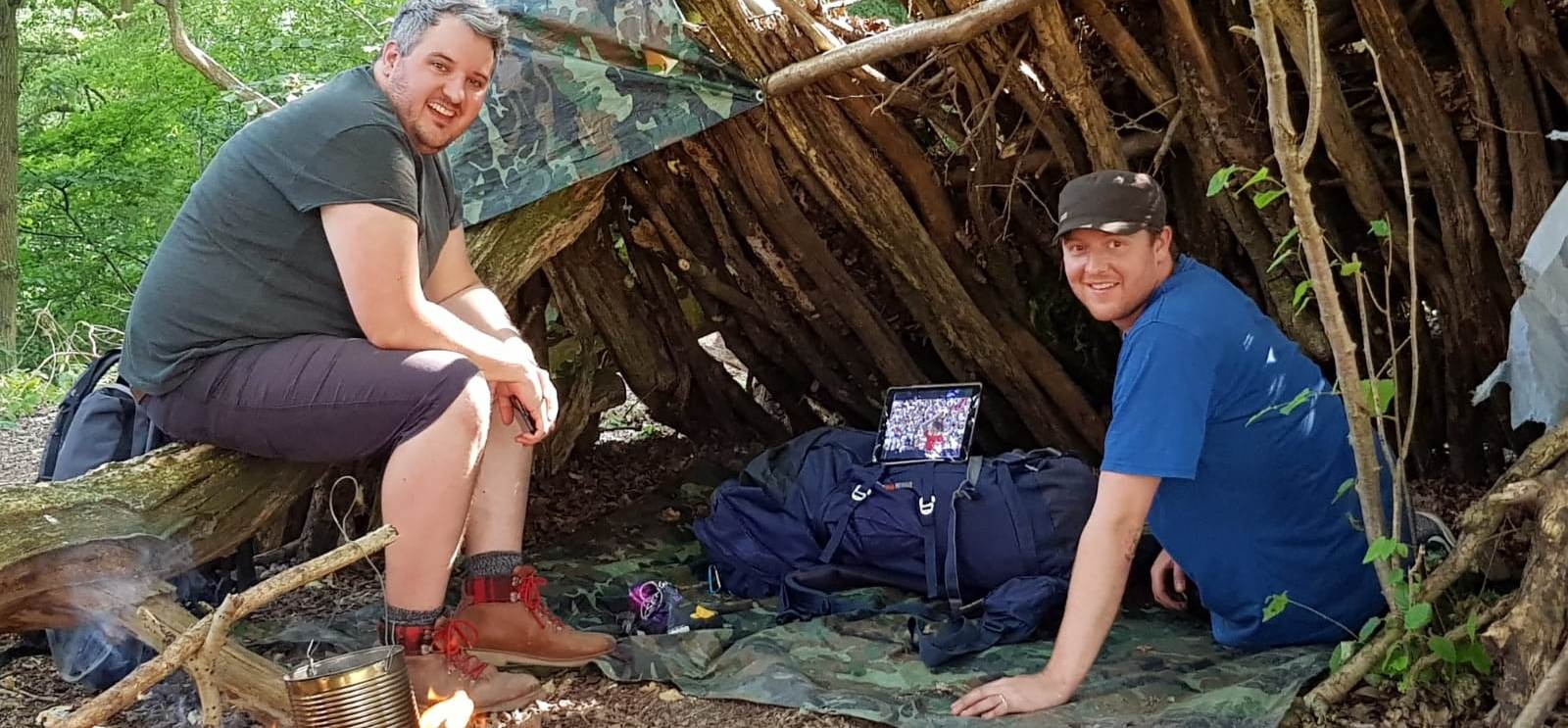 1 Day Bushcraft And Survival Course In Surrey