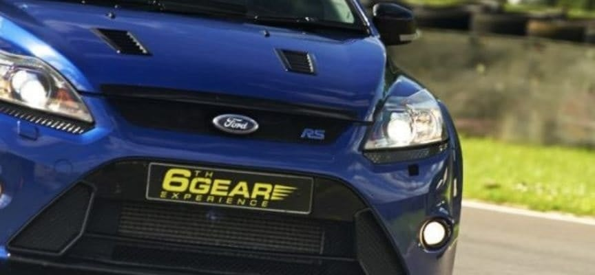Ford Focus RS Drive-4