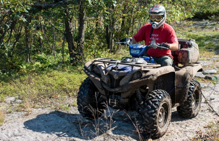 forster racing quad bike trek in woods chichester south west.jpg