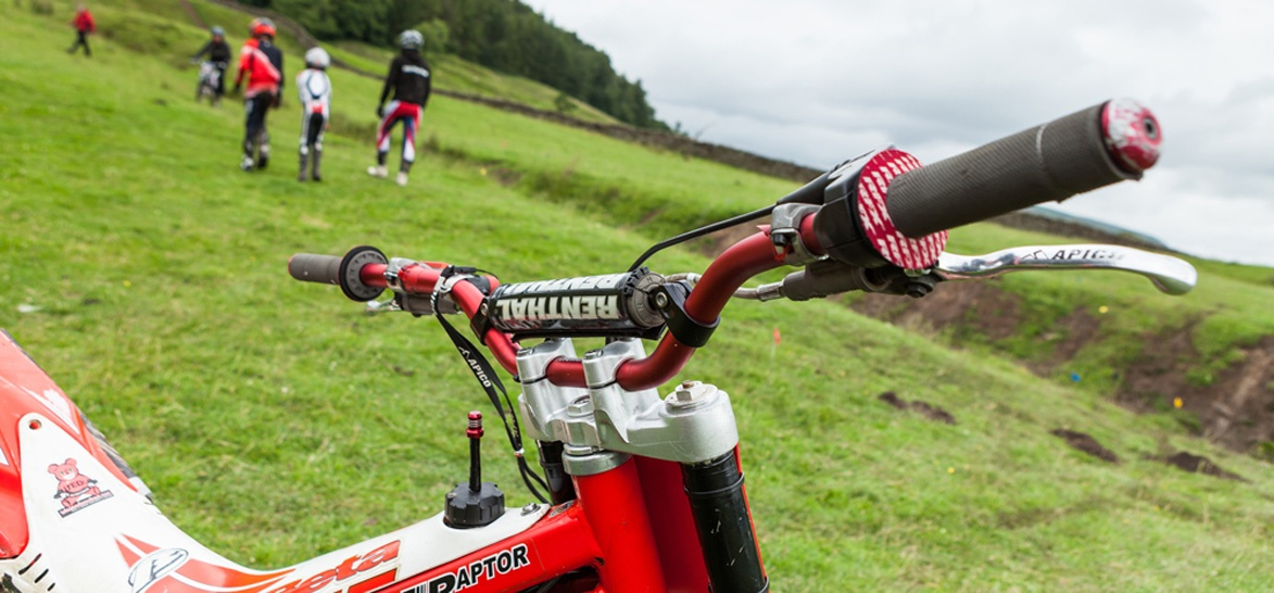 Beginners Full Day Trials Biking Experience in Lancashire-2
