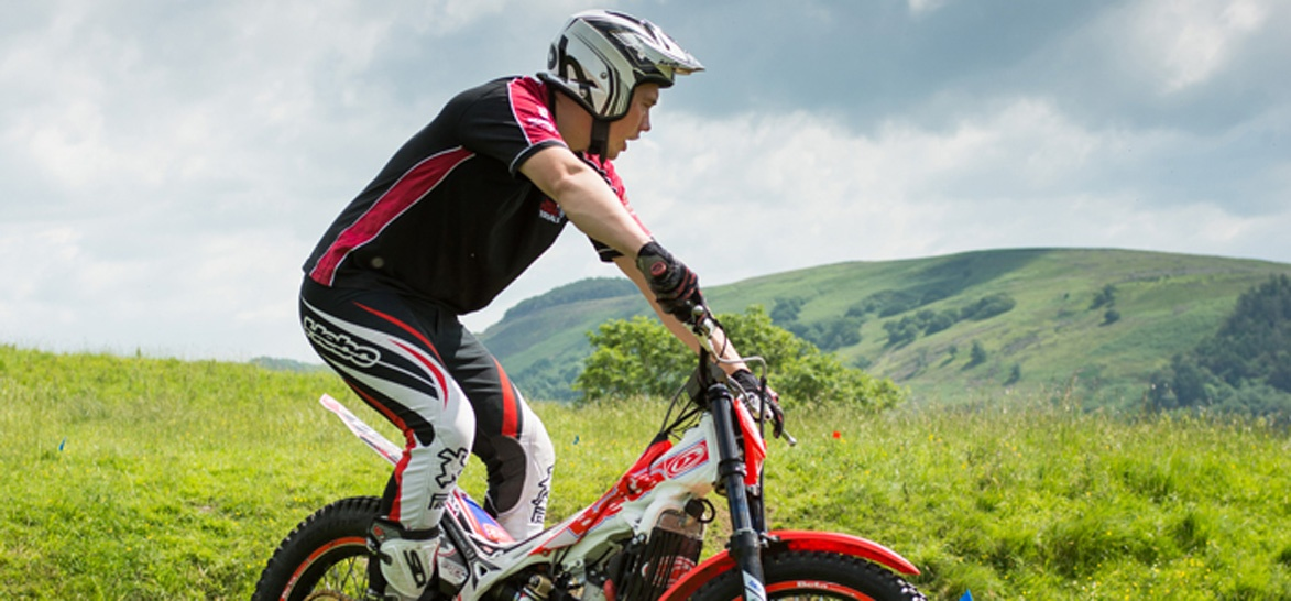 Beginners Full Day Trials Biking Experience in Lancashire-3