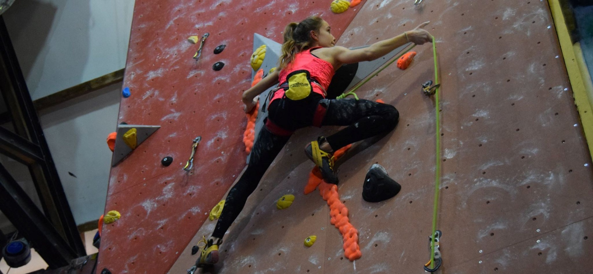 Introduction to Indoor Climbing - Gloucester-3