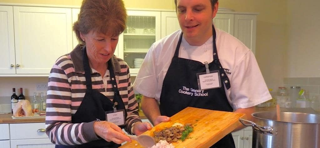 Hampshire Cookery Class for Two-6
