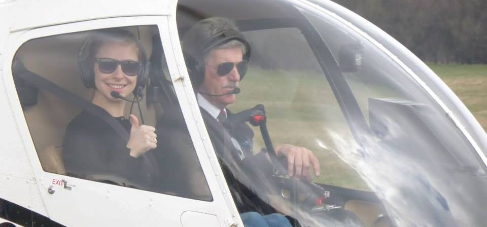 30 Minute Helicopter Flying Lesson Hertfordshire-2