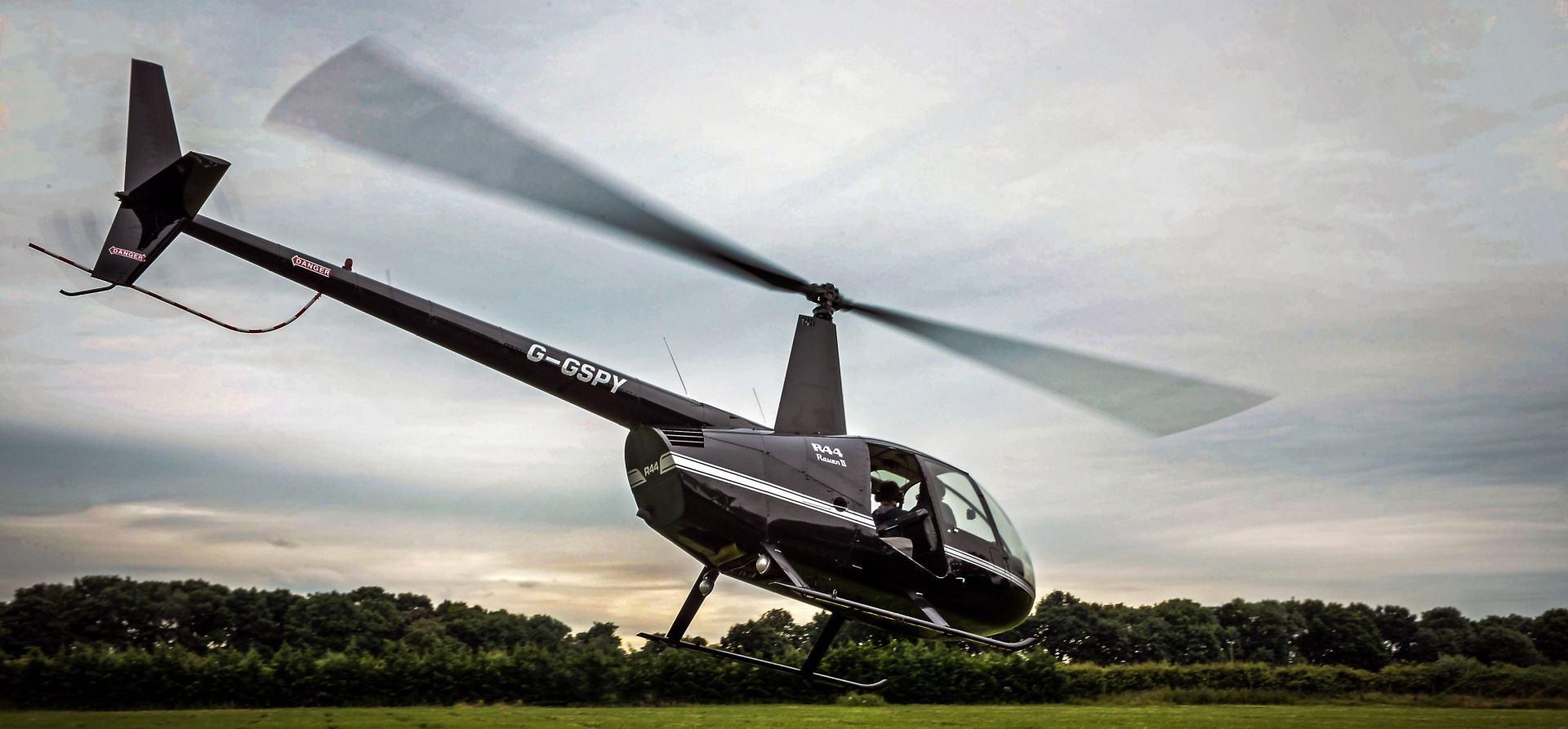 One Hour R44 Helicopter Trial Flight in Yorkshire-1