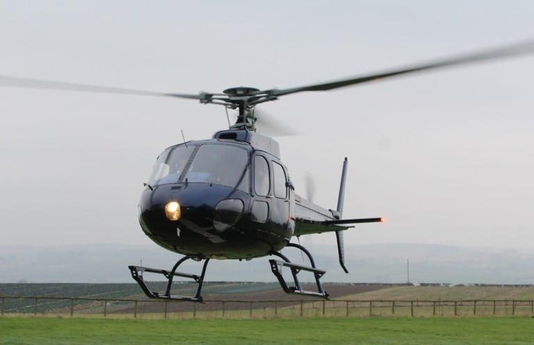Cardiff Helicopter Sightseeing Tour