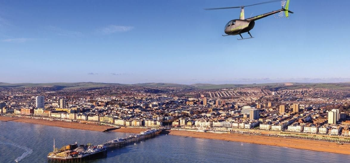 5 Minute Hove Helicopter Tour-2