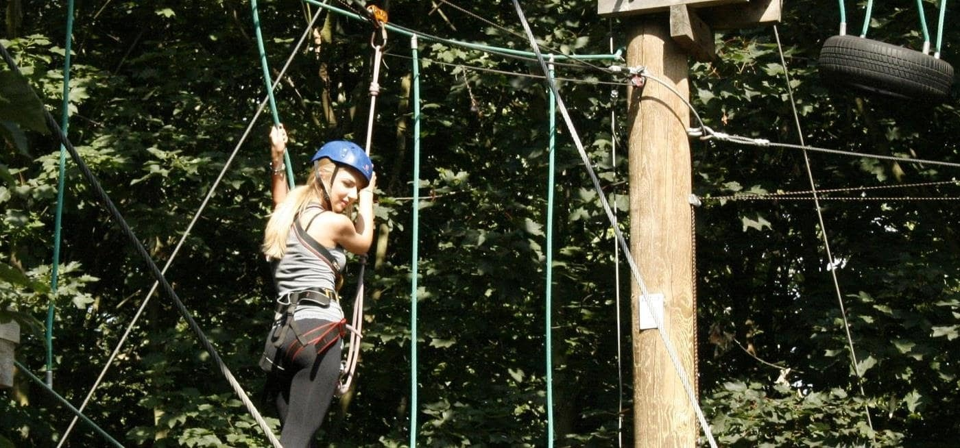 High Ropes for Two - Essex-1