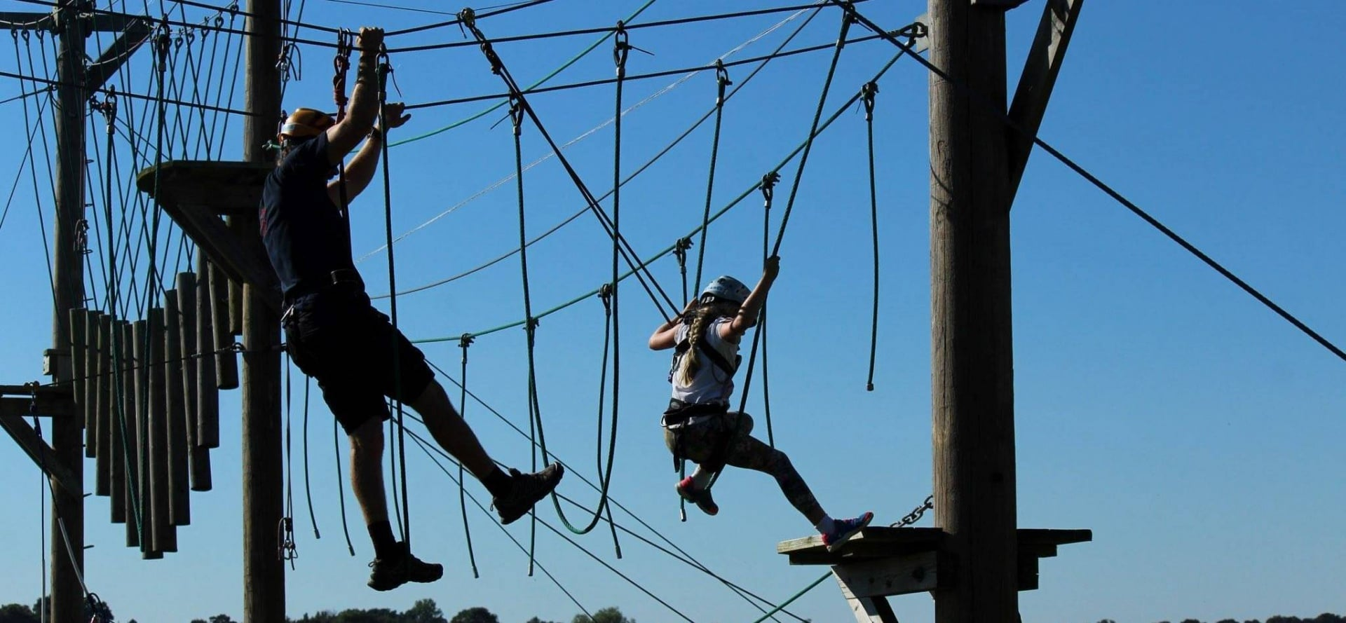 ropes course experience essay Whether your venue is an expansive shopping mall, a relaxing resort, a sailing cruise ship or a popular family entertainment center, ropes courses, inc (rci) is the answer to your amusement attraction needs.