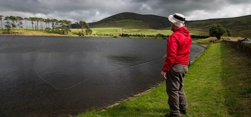 Trout and Grayling Fishing Package in Scotland-3