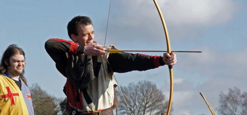 Medieval Horse Archery Experience in Warwick-2