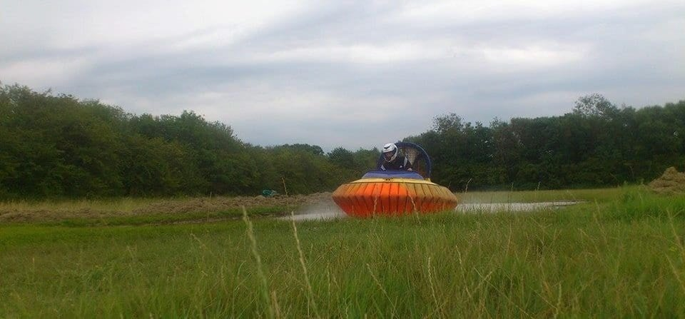Hovercrafting Experience - Kent-4