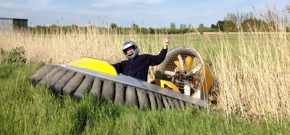 Hovercrafting Experience - Kent-3