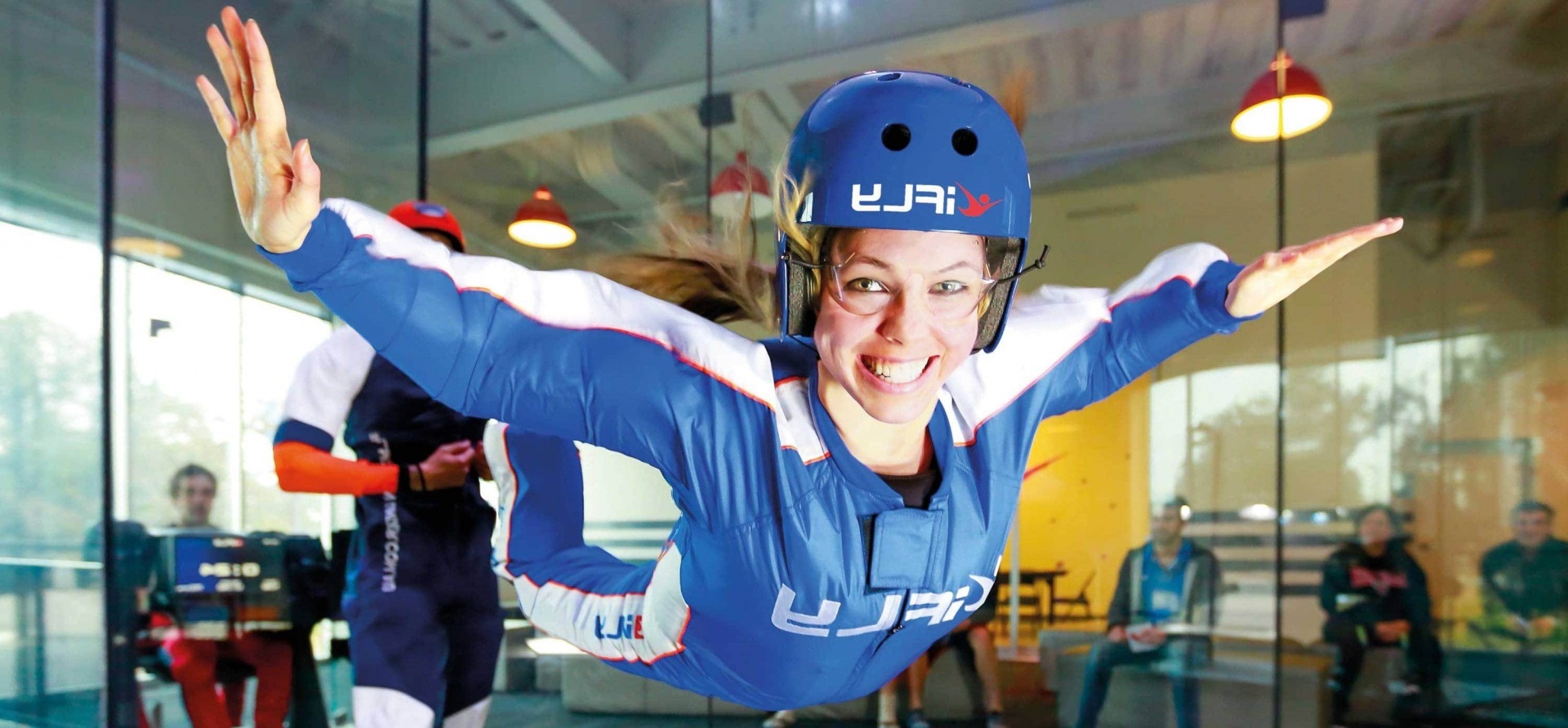 Indoor Skydiving Kick Start