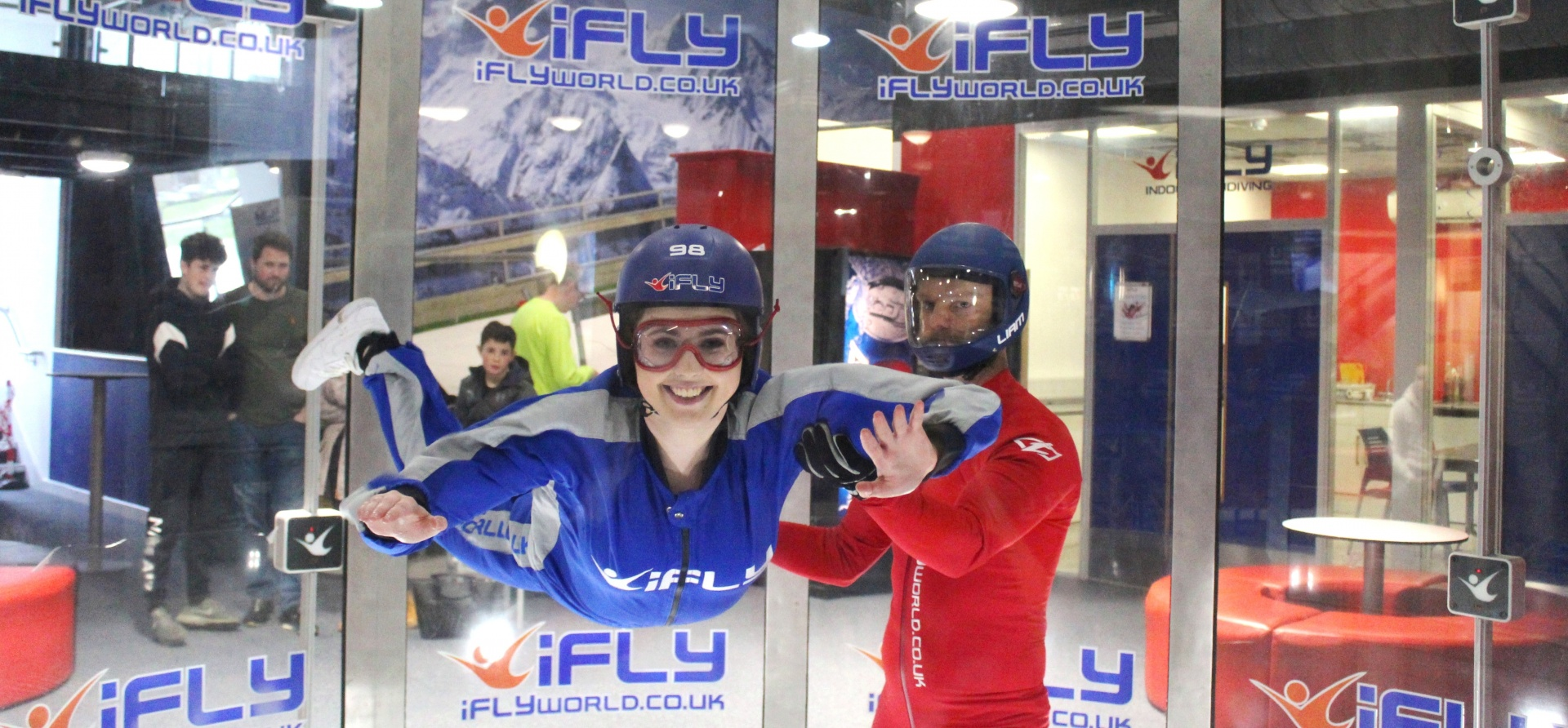 Indoor Skydiving Airborne-2