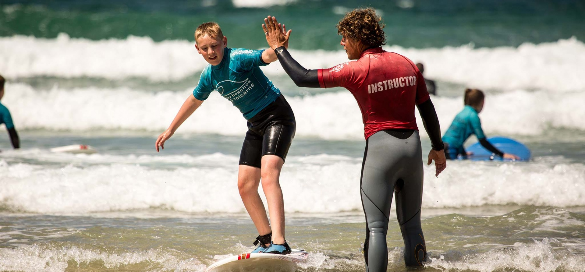 Private Surfing Lesson For 2 - Cornwall-1