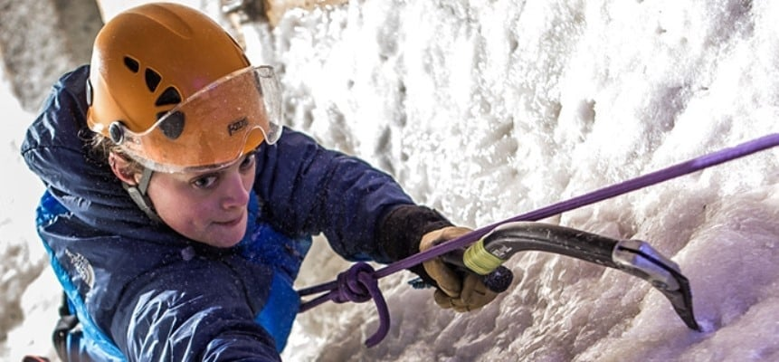 Indoor Ice Climbing Experience in London-5