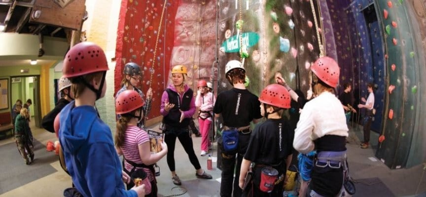 Introduction to Indoor Climbing - Gloucester-4