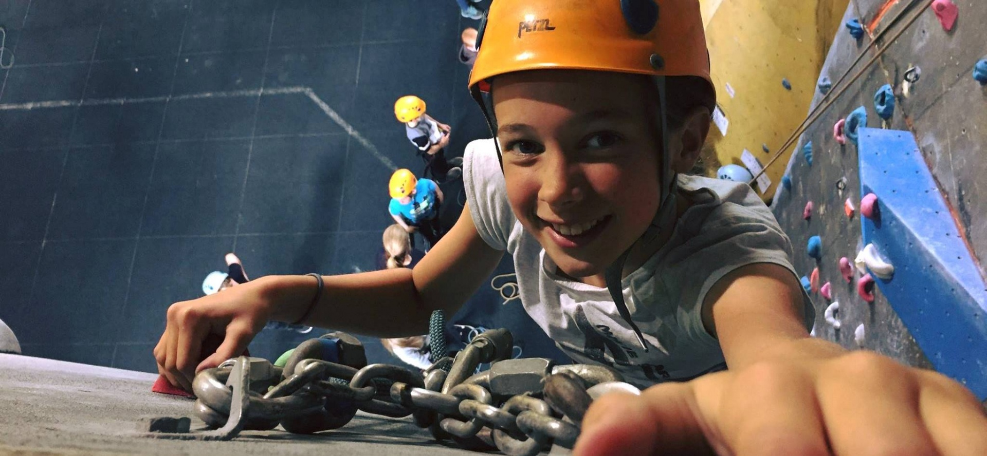 Introduction to Indoor Climbing - Wales-3