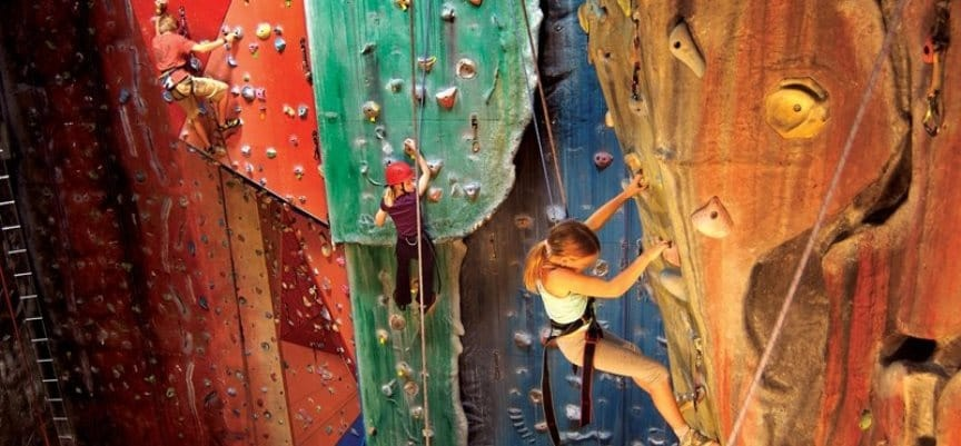 Introduction to Indoor Climbing - Gloucester-1