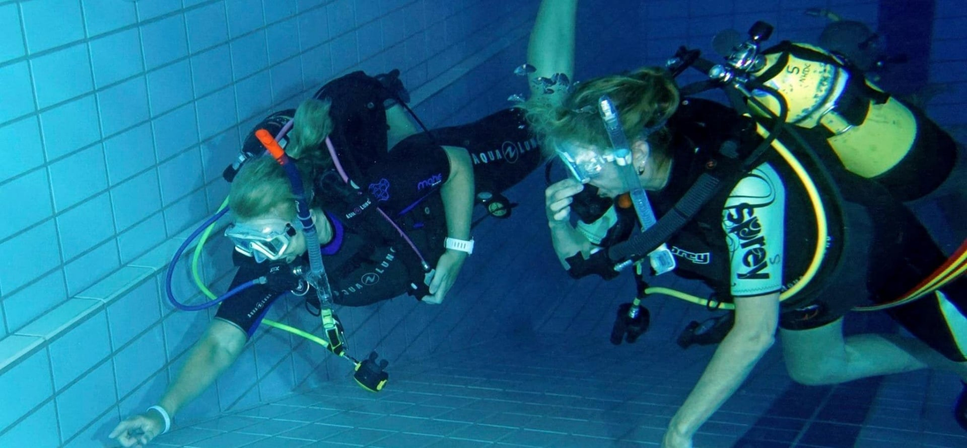 Introduction to Scuba Experience in Cheshire-4
